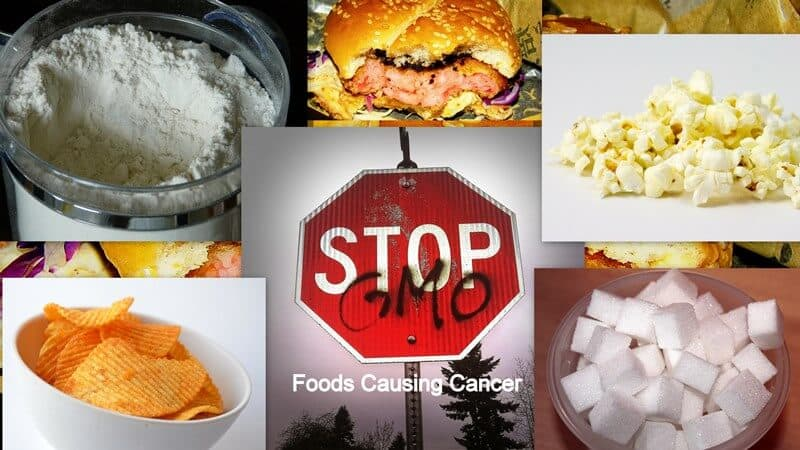 Cancer Causing Food