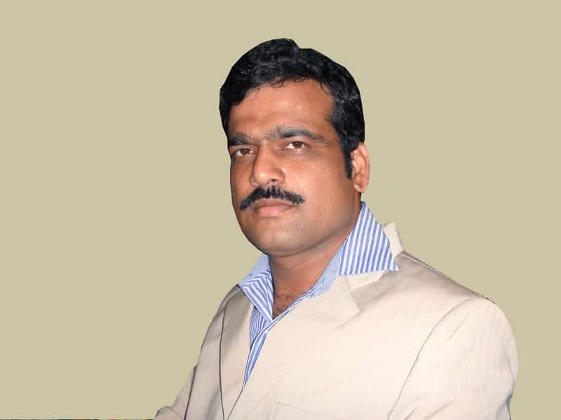 Dr Padarabind Patra