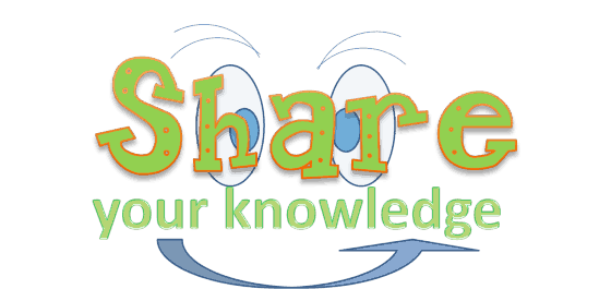 Share Knowledg
