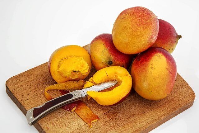 Mango Helps In Weight Gain