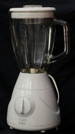 Ginger Juice Using Mixer