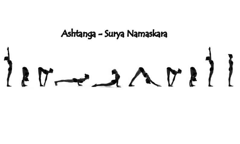 Ashtanga Surya Namaskara : How To Do It ?