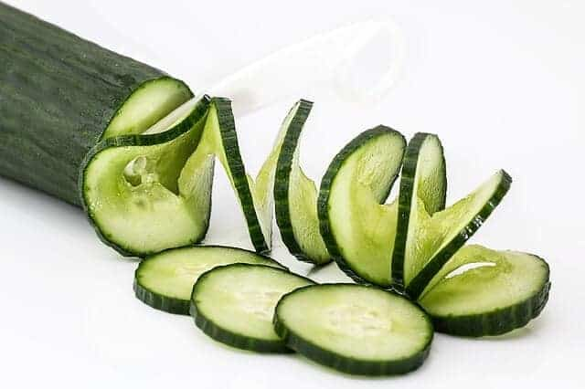 How To Use Cucumber To Remove Acne Scars