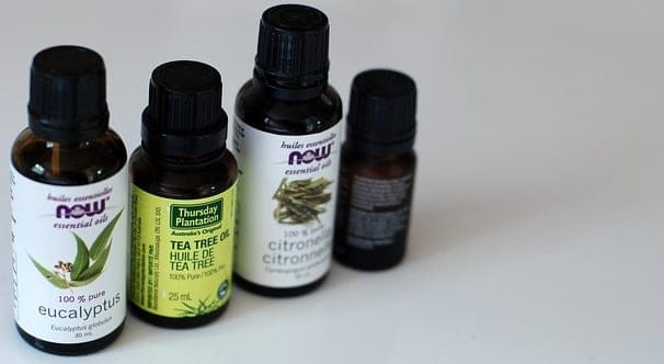 Tea Tree Oil Remedy for Back Acne