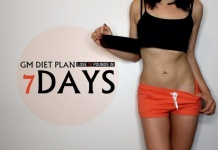 GM Diet Plan To Lose Weight In 7days