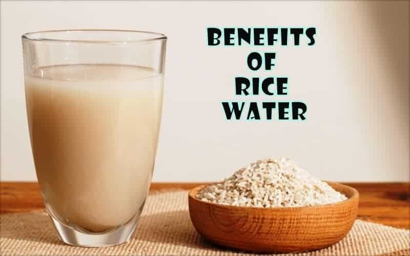 Home healthy beauty hair care health amp beauty benefits of rice water