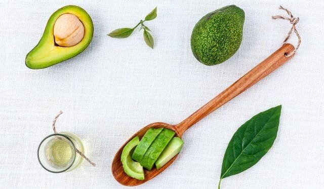 Avocado Mask for Longer, Thicker Hair