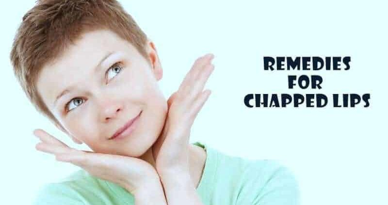 How To Get Rid Of Chapped Lips Fast Naturally?