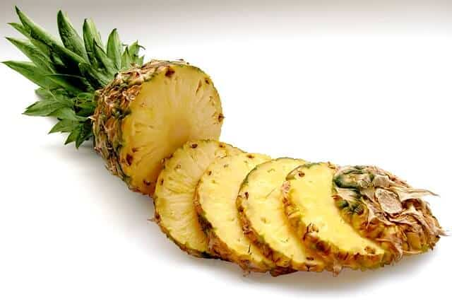 Pineapple Cube face mask for face lift