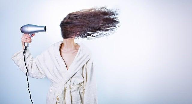 Hair Dryers Causes Split Ends