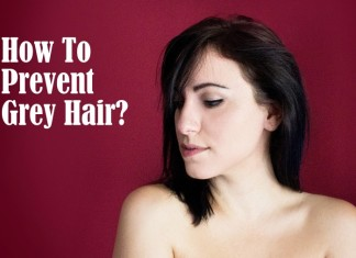 How To Prevent Grey Hair Naturally