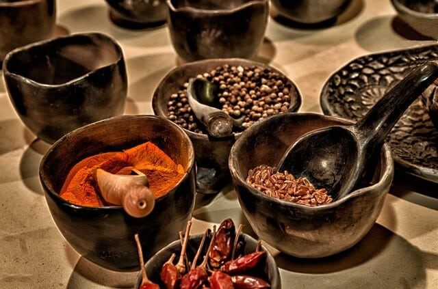 Spices For Khichri