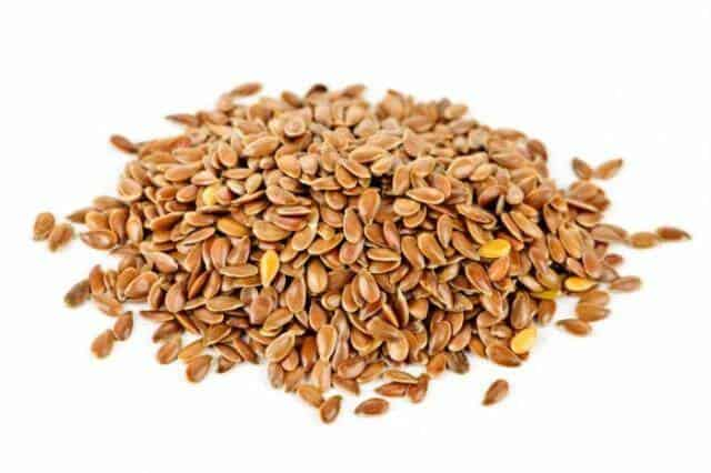 Flaxseed pain, swelling and stiffness in Osteoarthritis