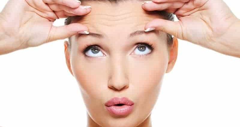 How To Reduce Wrinkles On Your Forehead?