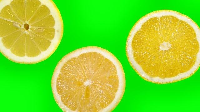 Lemon For Oily Skin