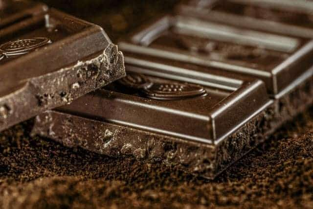 Dark Chocolate for clogged arteries