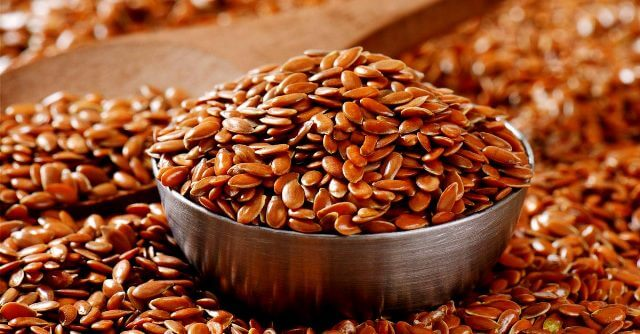 Flaxseed For clogged arteries