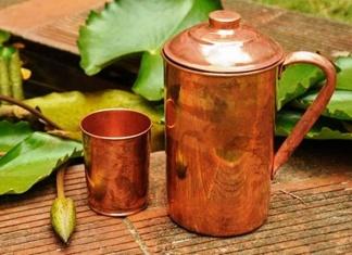 Health Benefits Of Copper Jug Water