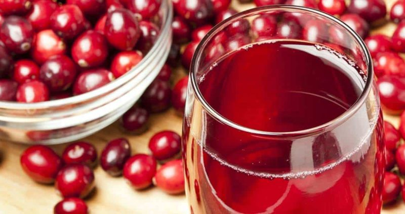 16 Health Benefits Of Cranberry Juice