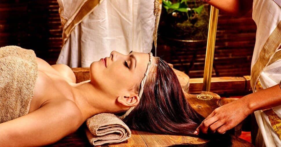 Shirodhara An Ayurvedic Procedure To Relaxes Nervous System