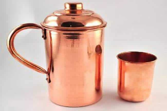 Why Should You Drink Water Kept In Copper Jug