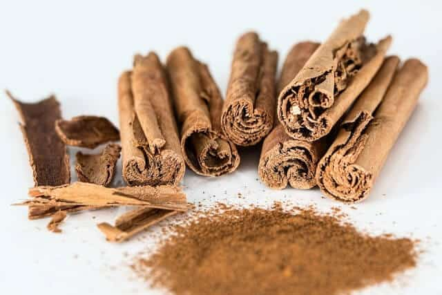 cinnamon for clogged arteries