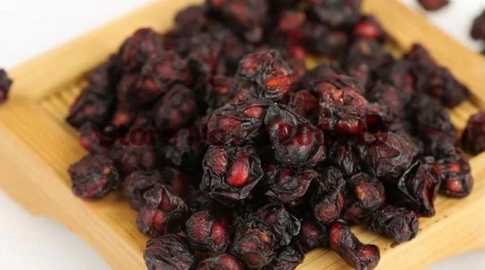 schisandra berries health benefits