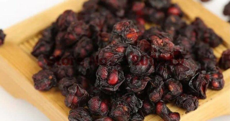 Health Benefits Of Schisandra Berries