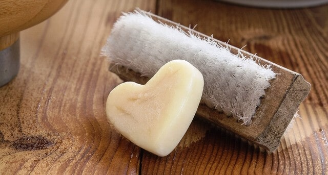 Soap lather