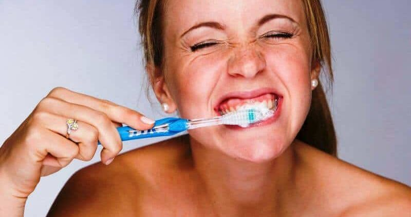 Can I Brush My Teeth Too Hard?