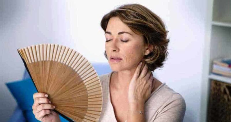 Excessive Sweating During Menopause: Cause,Symptoms,Cure