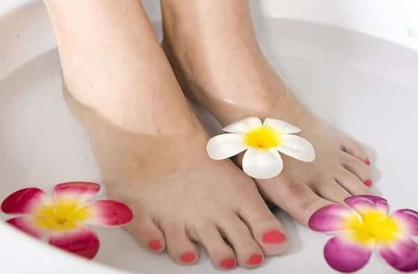 How To Soak Your Feet 17