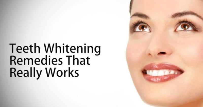 14 Best Natural Teeth Whitening Remedies That You Should Try
