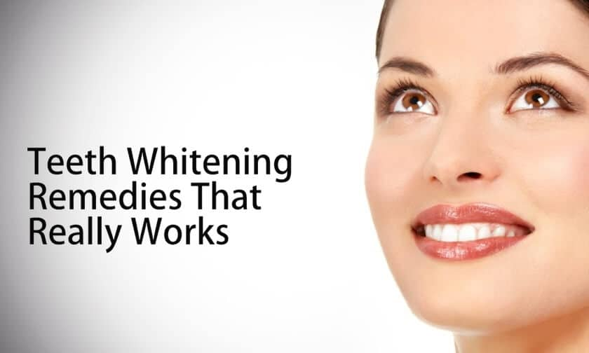 How To Get Super White Teeth Home Remedies