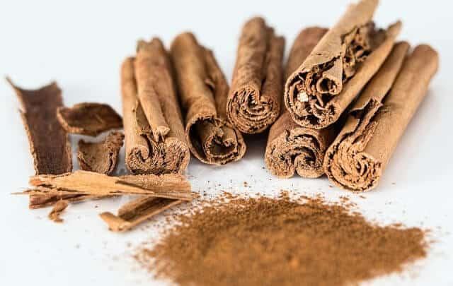 Cinnamon and Ginger Tea