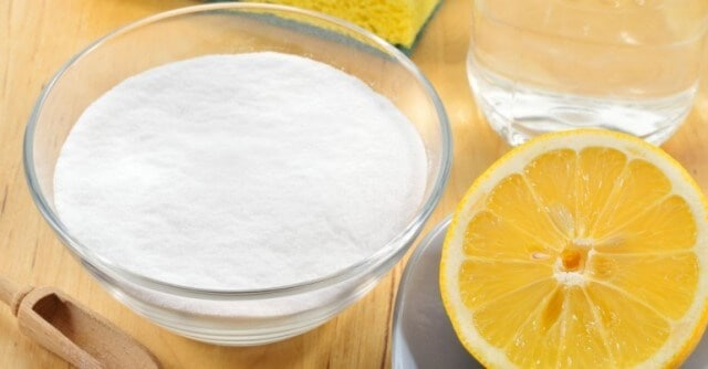 Detergents and Baking soda