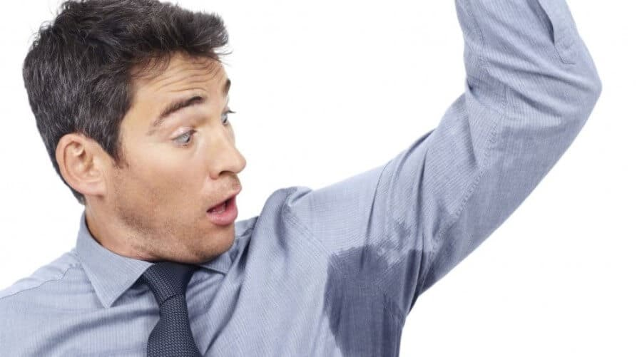 How to remove sweat stains from clothes fast for How to remove sweat stains from white t shirts