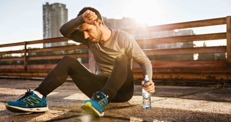 Is Excessive Sweating During Exercise Healthy?