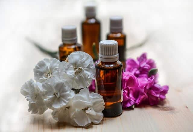 Essential oils to be avoided on babies