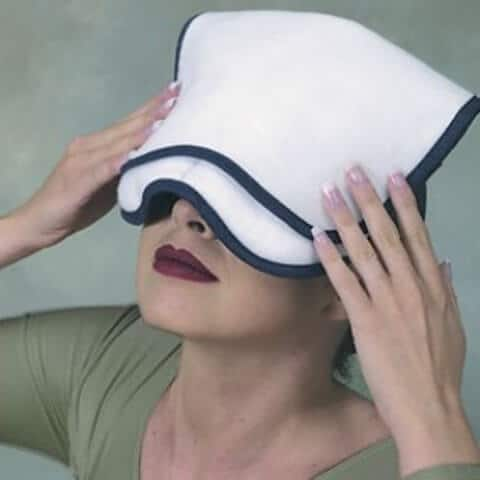HOW TO MAKE A HOT COMPRESS FOR STYE