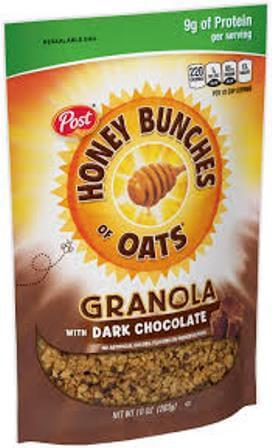 Honey Bunches Of Oats Dark Chocolate Protein Granola