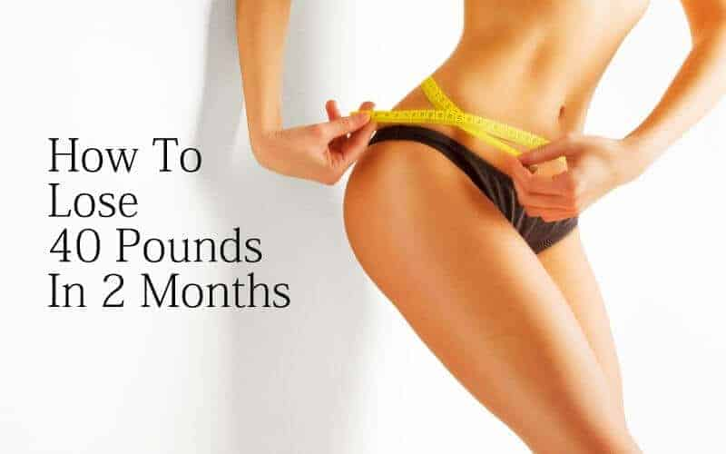 How To Lose 30 Pounds In 3 Weeks