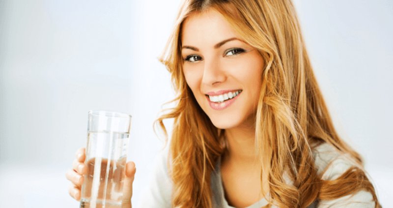 Is Drinking Water Just After Eating Food Bad?