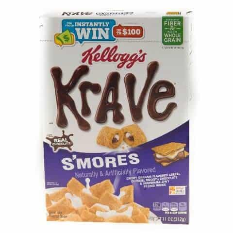 Krave S'Mores