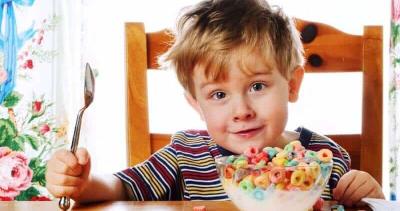 How Much Sugar Is There In Your Cereal ? Find Out Truth