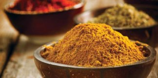 Turmeric for pain in the body