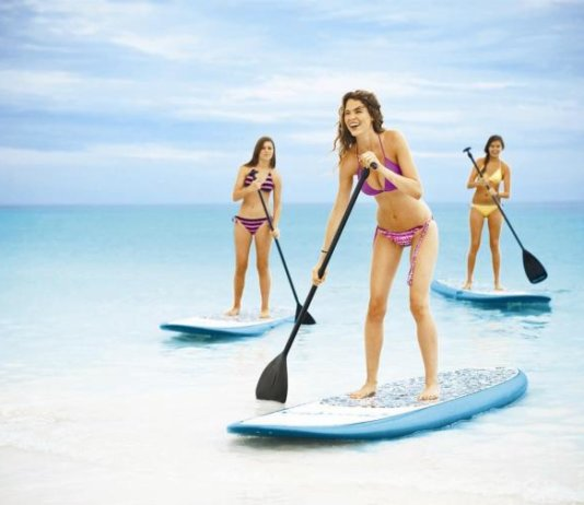 5 Ways SUP Yoga Can Enrich Your Daily Life