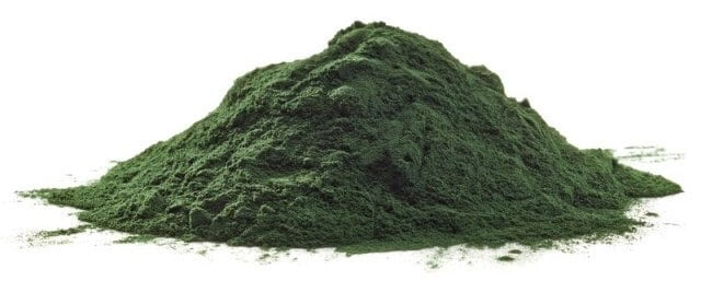 Spirulina For Eyes