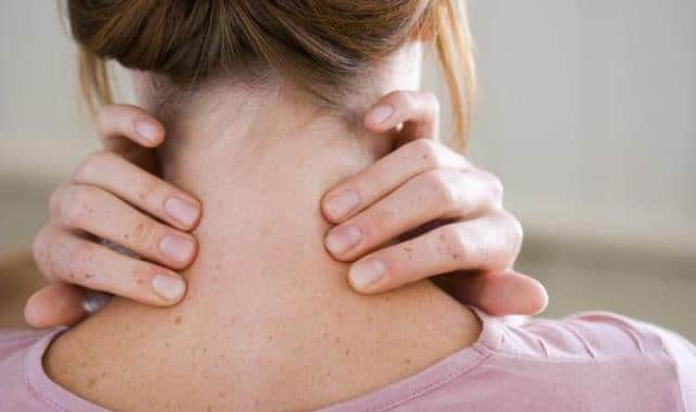 Causes For Lump On Back Of Your Neck