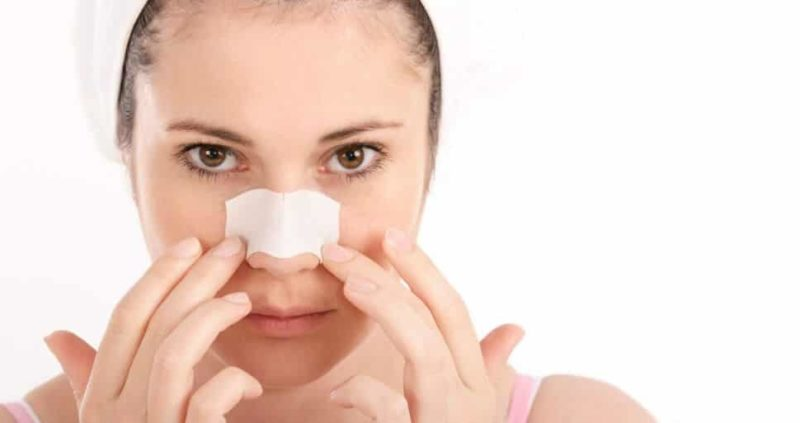 How To Get Rid Of A Pimple On Your Nose Overnight?